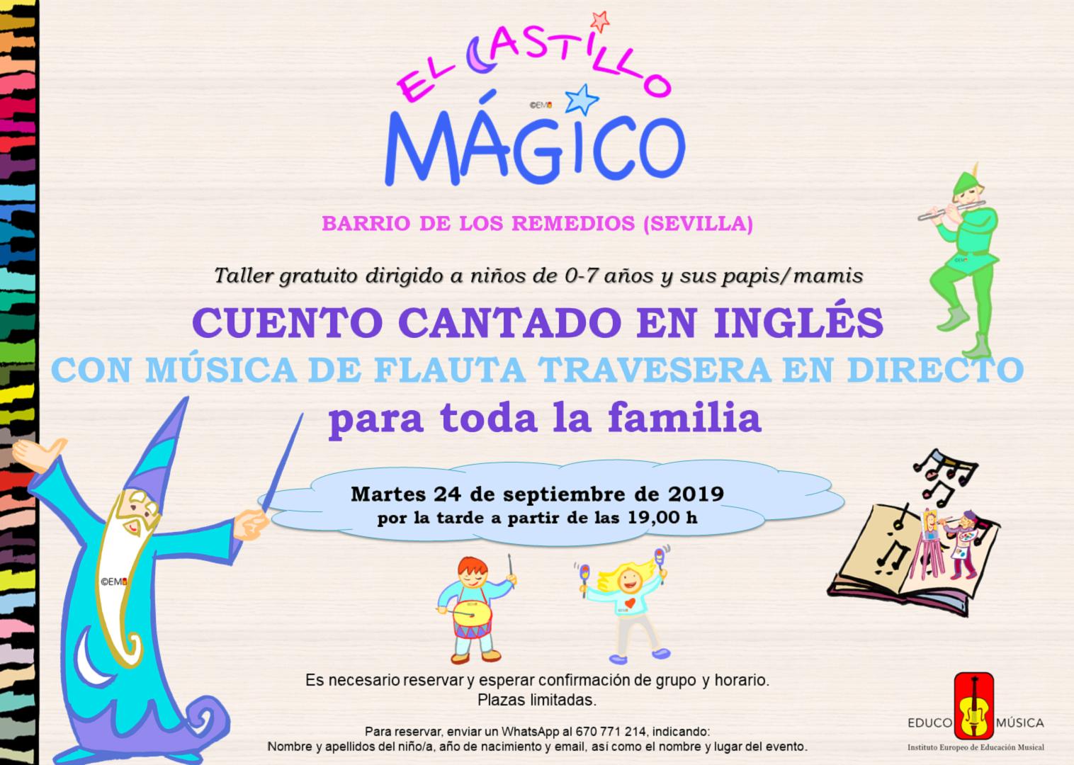 Planes con niños en Los Remedios, Sevilla