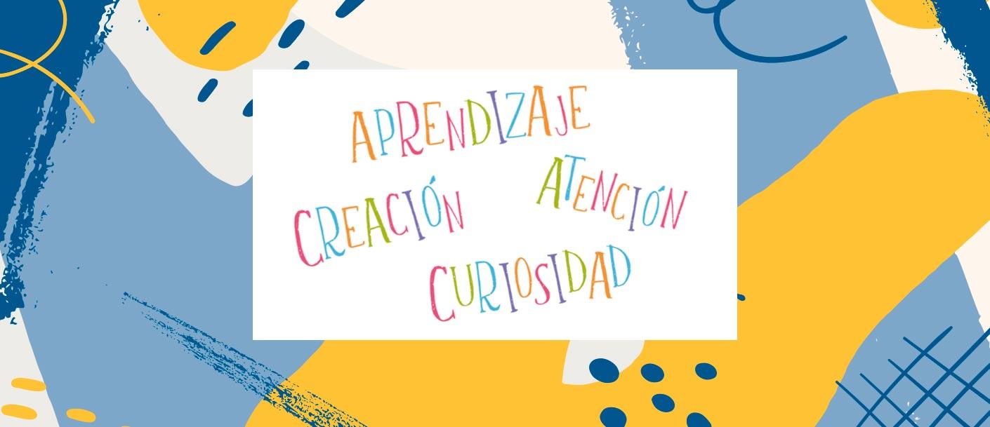 Centro de educación infantil. Escuela infantil mediante las artes. Centro educativo bilingüe